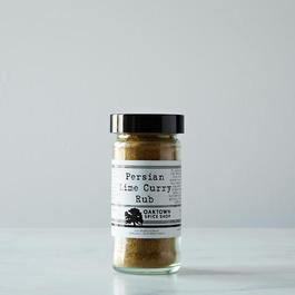 Oaktown Spice Shop Persian Lime Curry Rub