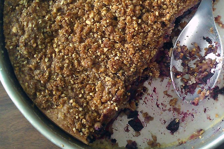 Oregon Bounty Berry Buckle