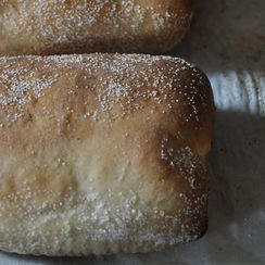 Cuban Bread-Inspired Sandwich Rolls