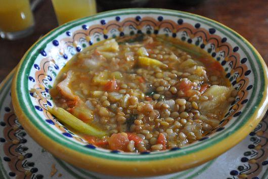 Lentejas (Mexican Lentil Stew)