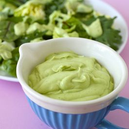 Spicy Avocado Goddess Dressing