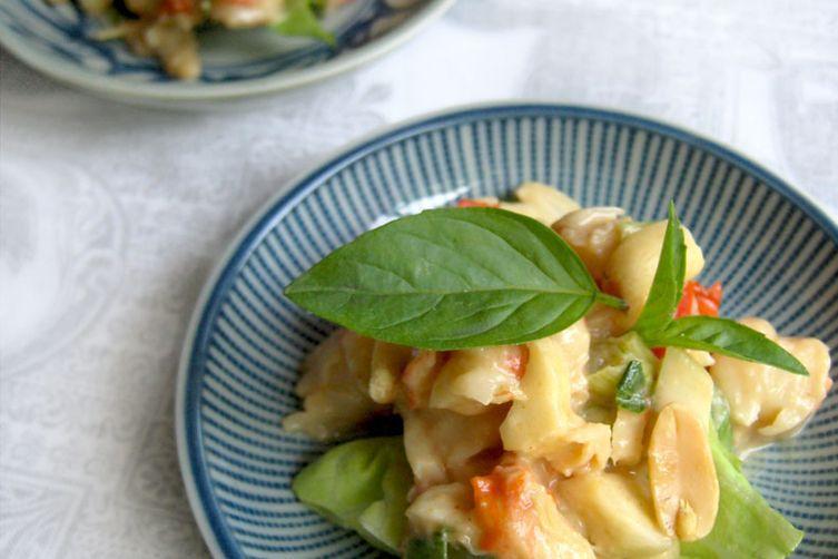 Shrimp Salad with Thai Flavors