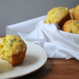 Savory Muffins Will Make You Question Your Usual Breakfast Pastry
