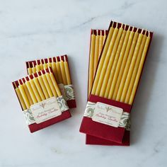 Natural Beeswax Celebration Candles