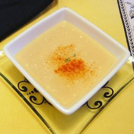 Colonial Cream of Peanut Soup