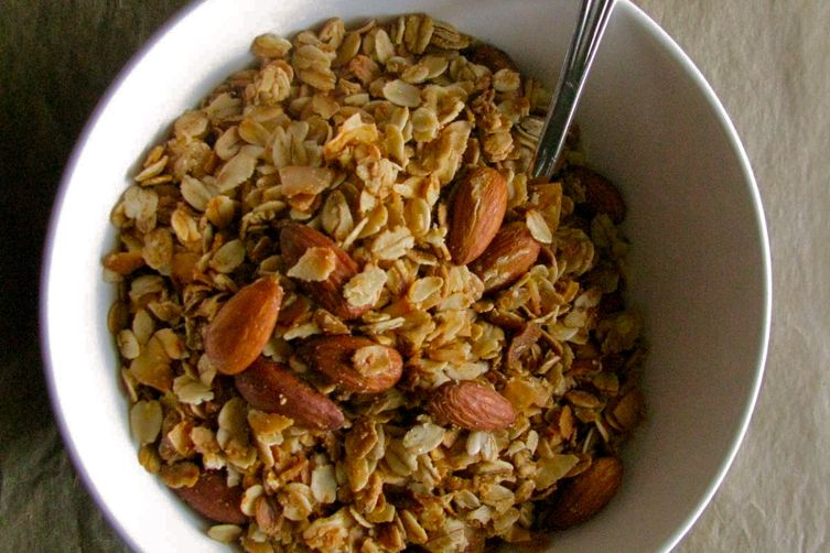 Maple Coconut Spice Granola