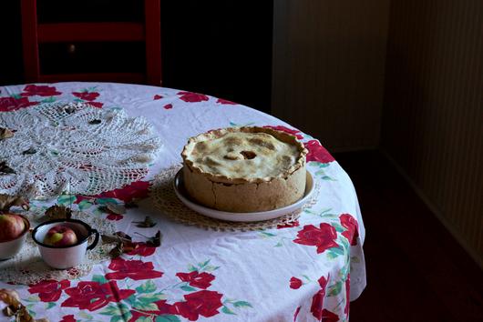 Pork Pie with Hot Water Crust