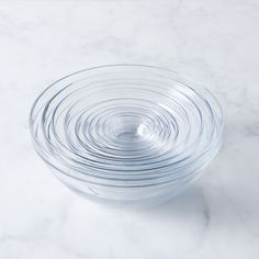 Duralex 10-Piece Nested Glass Bowl Set