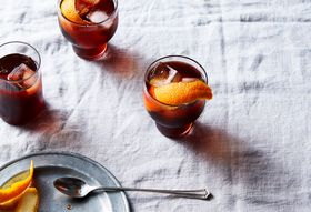 A Cold Brew Negroni is Exactly the Buzz You Want