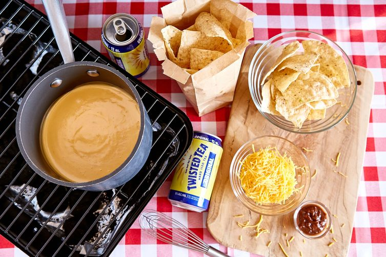 Twisted Cheese Dipping Sauce