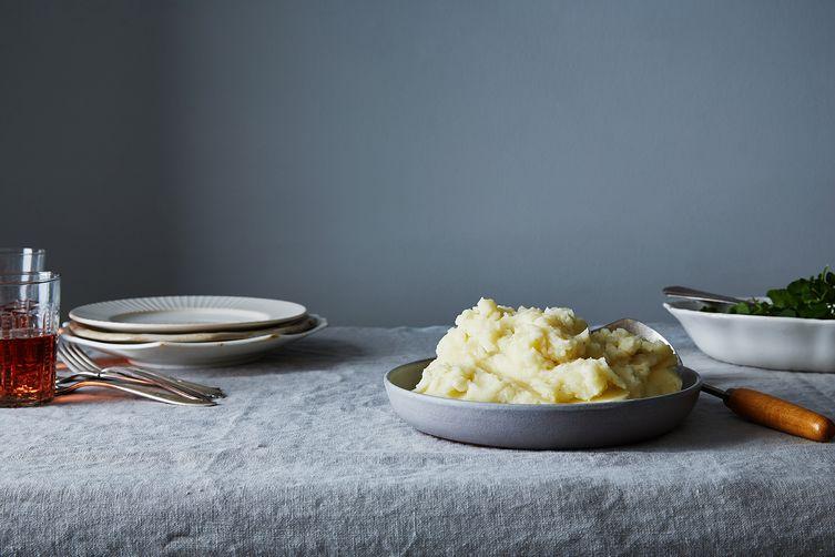 Diane Morgan's Classic Mashed Potatoes