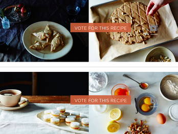 Finalists: Your Best Holiday Cookie from Anywhere in the World