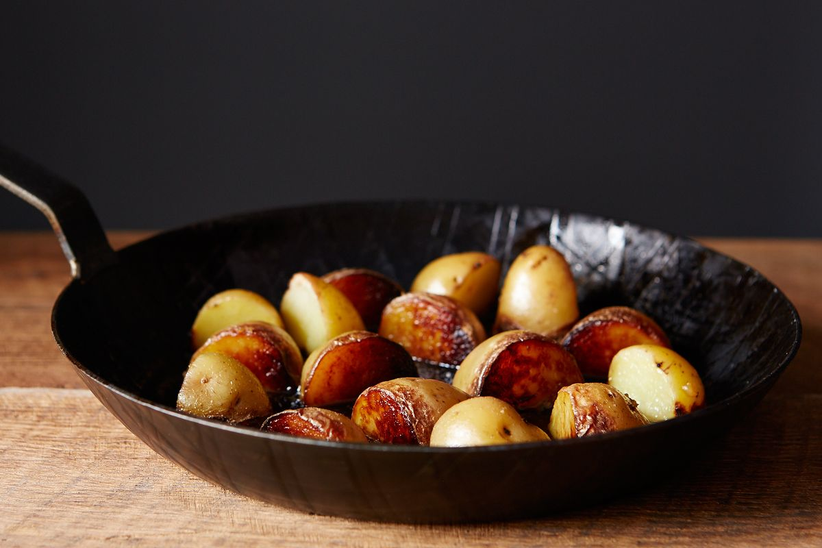 Pan Roasted Potatoes Recipe Best Dinner Side Dishes