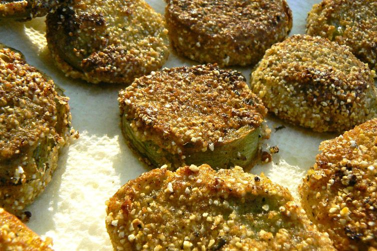 Tangy Fried Green Tomatoes