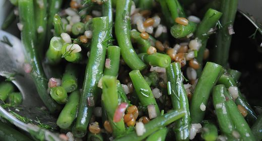 Your Best Green and/or Wax Bean Dish