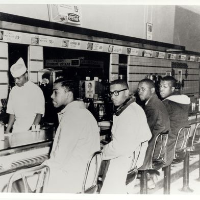 The Most Important Lunch Counter Ever Eaten On