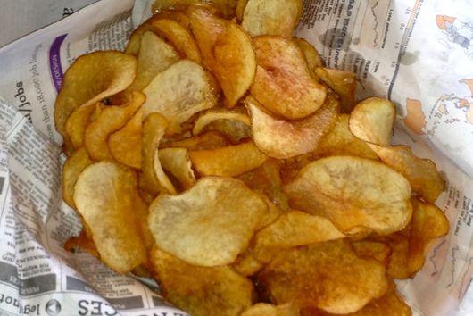 Vinaigre A L'Estragon Chips