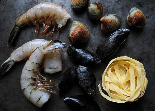 Your Best Seafood Pasta