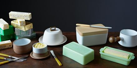 Kitchen Basics: Butter Dishes
