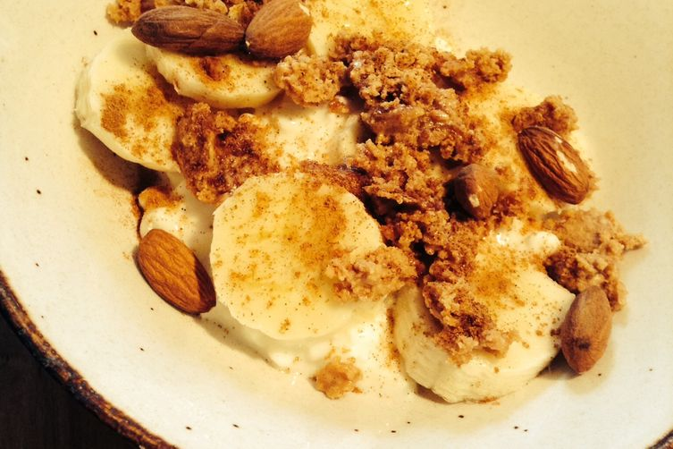 PB and B Cottage Cheese Breakfast Bowl