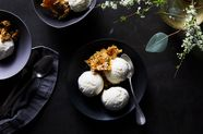 Frozen Yogurt, Make Way for Labneh Ice Cream