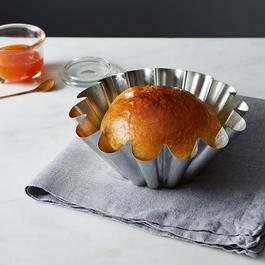 French Brioche Molds (Set of 9)