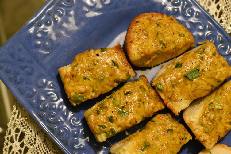Masala Rarebit (or, Chilli Cheese Toast)