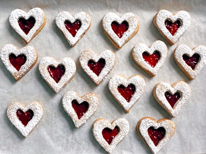 The Best, Most Reliable Valentine's Day Cookie