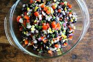 An End-of Summer Bean Salad & 8 Ways It'll Save Dinnertime
