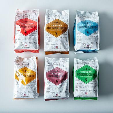 Smoking Chips Sampler Pack (Set of 3)