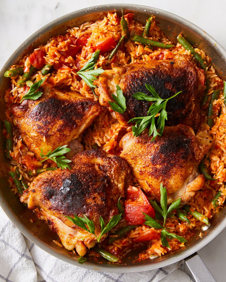 Sohla El-Waylly's Ultimate Chicken & Rice