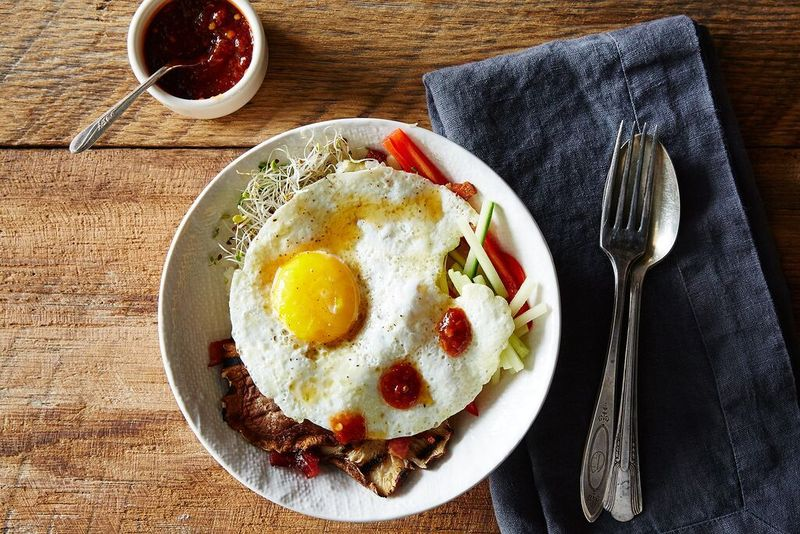 How to Make Bibimbap Without a Recipe