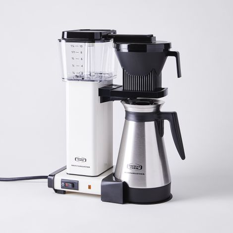 Technivorm Moccamaster 10-cup Coffee Maker with Insulated Carafe