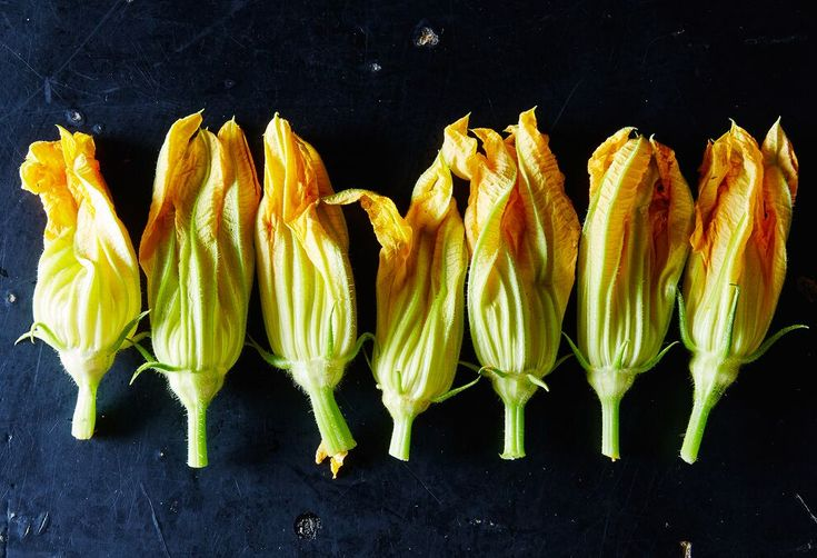 10 Non-Fried Ways to Eat Squash Blossoms
