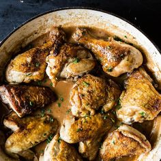 A Traditional Chicken Dish from Lyon That Comes Together in Under an Hour