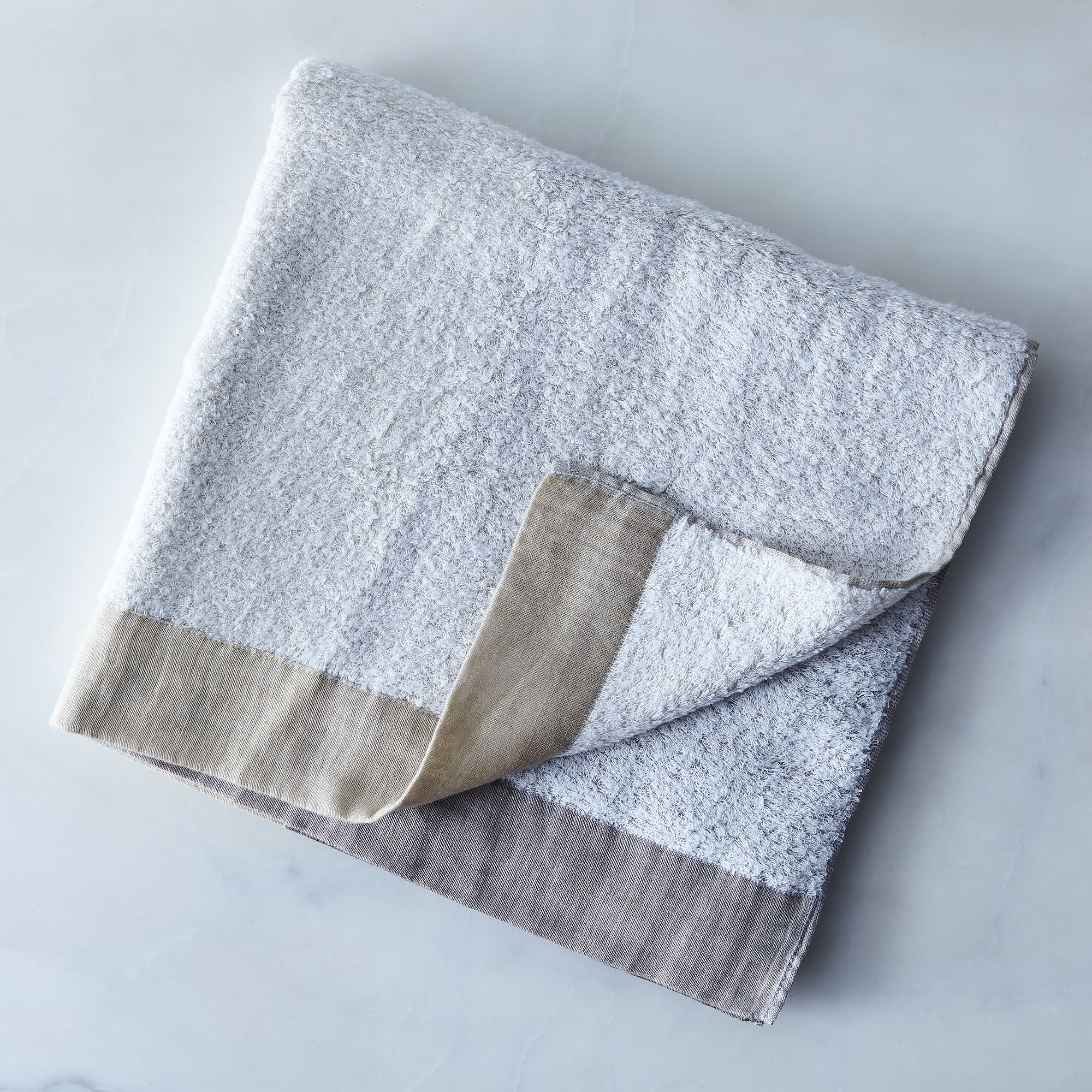 8d7b7b47 2550 461b ab8f 79e8d86ec93a  2017 0404 morihata international linen and cotton blend colorblock towels neutral bath towel silo rocky luten 0439