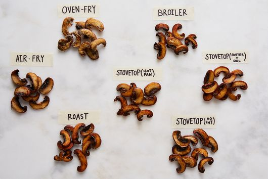 The Absolute Best Way to Brown Mushrooms, According to So Many Tests