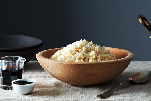 The Absolute Best Way to Cook Brown Rice, According to an Expert