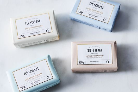 Marseille Gentle Perfumed Soap (Set of 4)