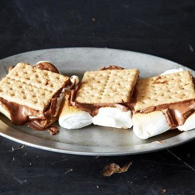 How to Make S'mores Without a Fire