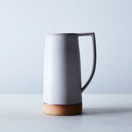 Handthrown Dipped Ceramic Tea Stein