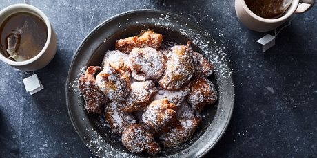 Think of these as 10-minute doughnuts.