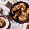 Buttermilk Chocolate Chip Cookies