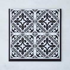 Self-Adhesive Mosaic Tile Backsplash