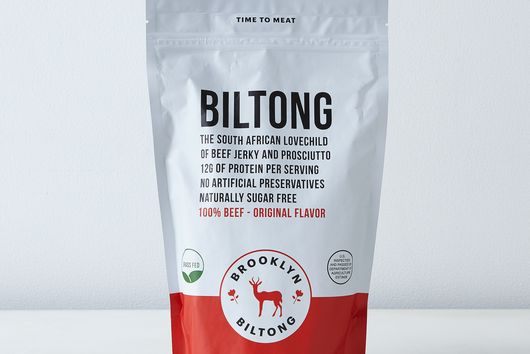 Brooklyn Biltong Grass-Fed Beef Jerky (16-ounce Bag)