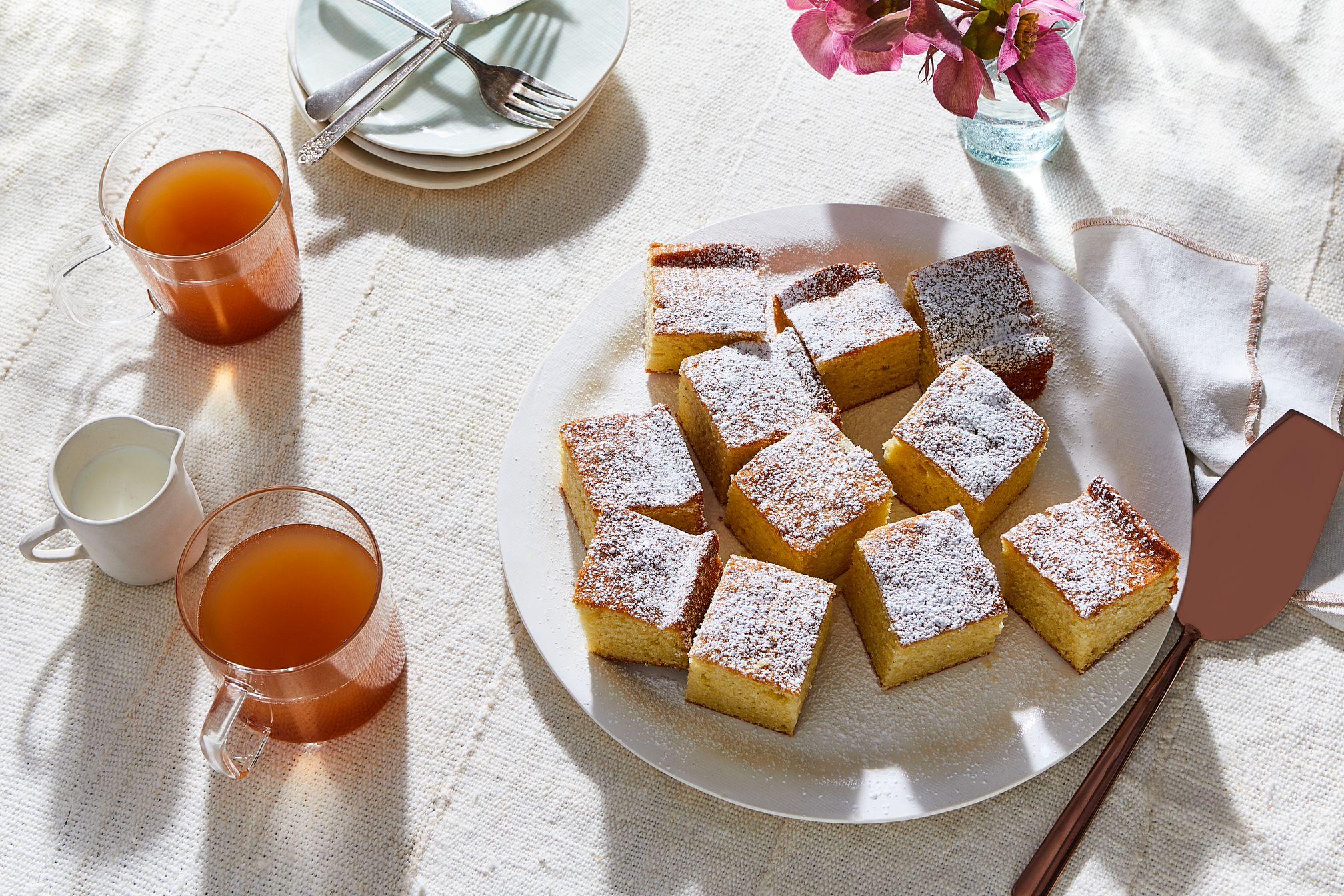 Best Butter Cake Recipe How To Make Light Fluffy Sponge Cake