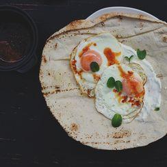 Simple Turkish Eggs