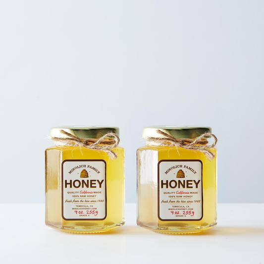 Orange Blossom Honey (2-Pack)