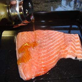 Quick and Easy Salmon