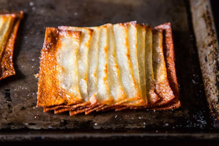 Potato Dominoes on Food52